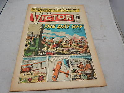 THE VICTOR COMIC No 345 ~ Sept 30th 1967 ~ The Day Off