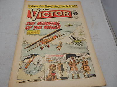THE VICTOR COMIC No 349 ~ Oct 28th 1967 ~ The Winning Of The Wager