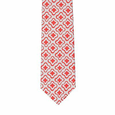 E Formicola Hand Made Silk Linen Blend Neck Tie New w tags EF15