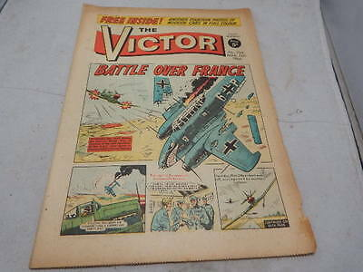 THE VICTOR COMIC No 264 ~ Mar 12th 1966 ~ Battle Over France