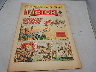 THE VICTOR COMIC No 266 ~ Mar 26th 1966 ~ Cavalry Charge