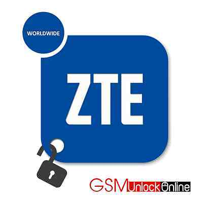 Unlock Code Unlocking Sim Network Unlock Pin For ZTE EE ROOK Very Fast Service