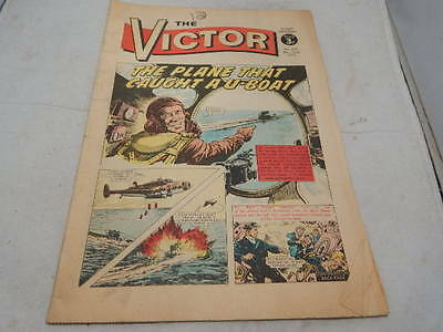 THE VICTOR COMIC No 618 ~ Dec 23rd 1972 ~ The Plane That Caught A U-Boat
