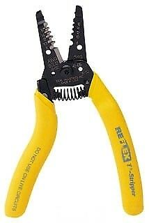 IDEAL - 45-618 Reflex Super T-Stripper Wire Stripper