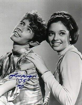 OFFICIAL WEBSITE Lou Wagner as J-5 in LOST IN SPACE 8x10 AUTOGRAPHED