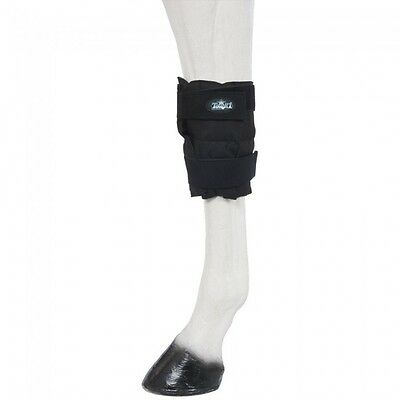 Tough 1 Ice Therapy Hock Knee Wraps Treat Inflammation Injury Swelling Horse