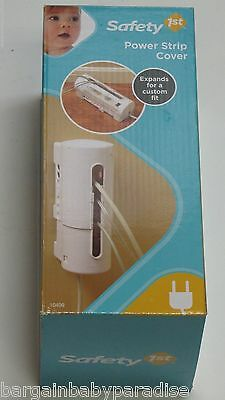 SAFETY 1ST Power Strip Cover Babies Children NEW Model 10409