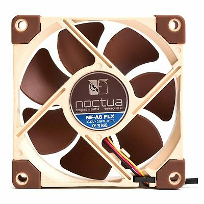 Noctua 80mm NF-A8 FLX PC Cooling Fan PC Case Computer