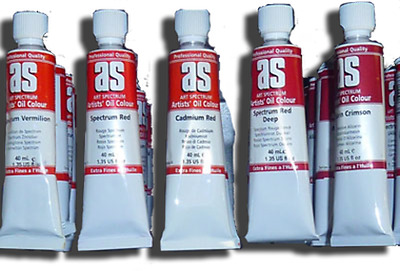 Art Spectrum Artists Oil Paint Series 4 40ml x 1 Tube