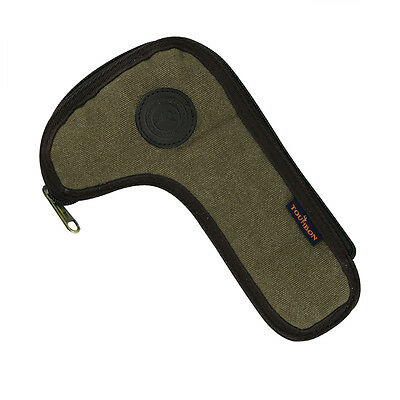 Tourbon Rifle Bolts Holder Hunt Holster Pouch Mount Tactical Shooting Canvas Bag