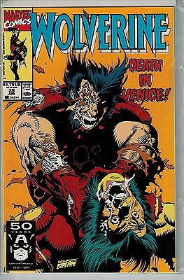 Wolverine - 038 - Marvel - April 1991