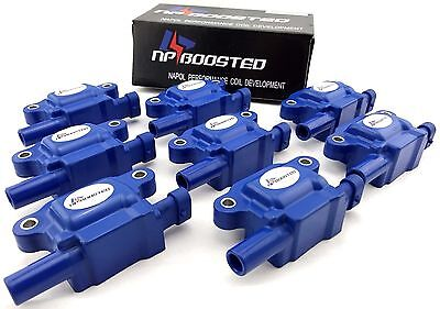 Ignition Coil Packs Isuzu Ascender Pontiac Gto G8 Grand Prix Gmc Yukon Sierra H3