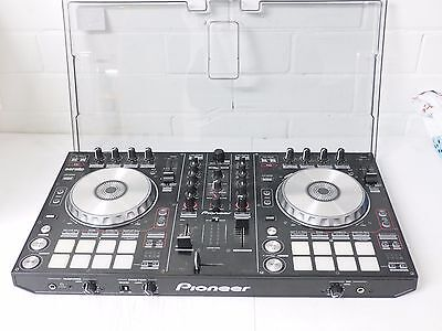 Pioneer DDJ-SR 2 Channel DJ MIDI Controller with cover
