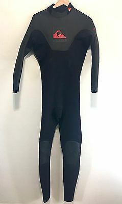 Quiksilver Mens Full Wetsuit Cell 3/2 Size XL