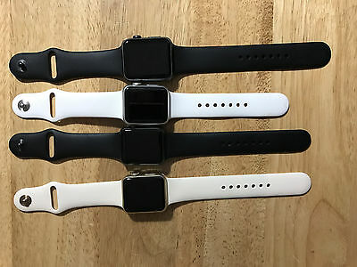 Apple Watch Sport Aluminum 38mm/42mm Sport/Nylon Band (Watch Only) 2015 Models