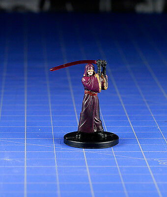 Star Wars miniatures Knights of the old Republic Visas Marr #10 & card