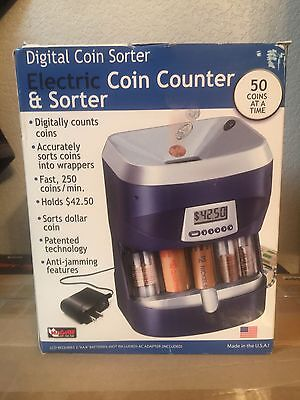 Mag-Nif Digital Coin Sorter
