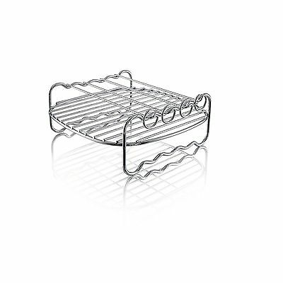 Philips HD9904/00 Double Layer Rack, Silver (NEW)