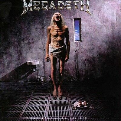 33 LP Megadeth – Countdown To Extinction  Capitol Records Italy 1992