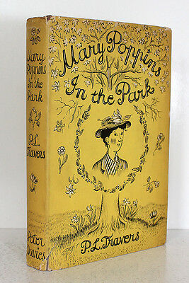 Mary Poppins in the Park P L Travers 1st edition 1952 Illustrated Mary Shepard