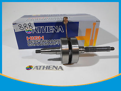 Albero Motore Crank Shaft Racing Athena Gilera Easy Moving Piaggio Zip Sp