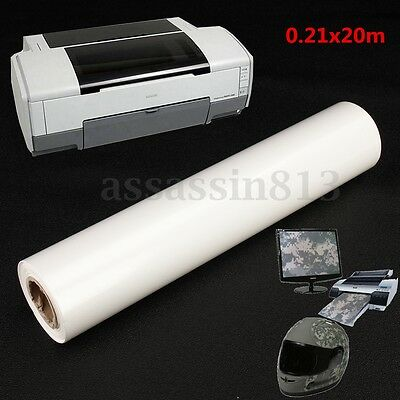 New Blank Printing Film For Hydrographic Inkjet Printer Water Transfer Print 20M