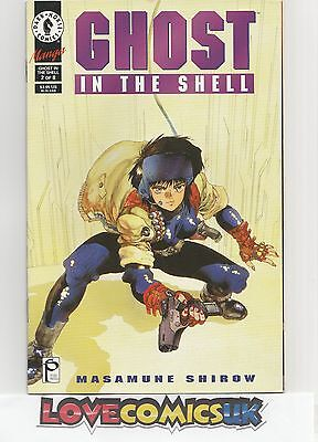 Ghost In The Shell #2 Dark Horse Comics