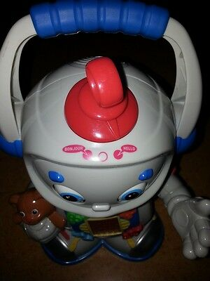 Toby le Robot Fisher Price