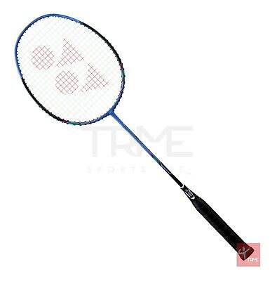 Yonex Nanoray 10F Badminton Racket - 4U - Black/Blue (UK Authorised Stockist)