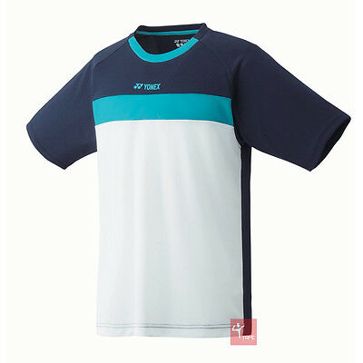 Yonex 16278EX Mens T-Shirt - Navy Blue **Special Offer Reduced From £19.99**