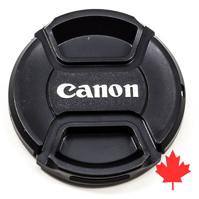 Replacement Lens Cap for ALL Canon EF-S 18-55 mm kit lenses - 58mm