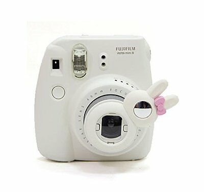 Fujifilm Instax Mini 7s Mini 8 Selfie Lens CAIUL Rabbit Style Instax Close White