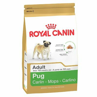 Royal Canin Pug Adult 3KG Breed Specific Dry Dog Food