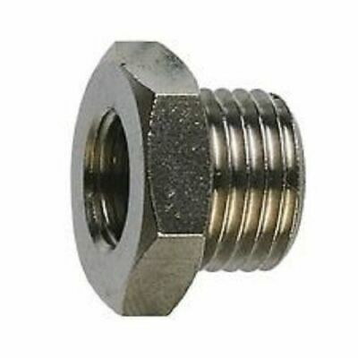 Reducing Bush BSP Stainless Steel 316, Male to Female 150lb All Sizes