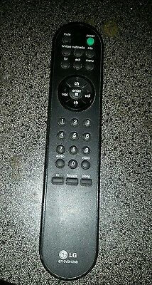 Remote Control FOR LG 6710V00126B LCD TV