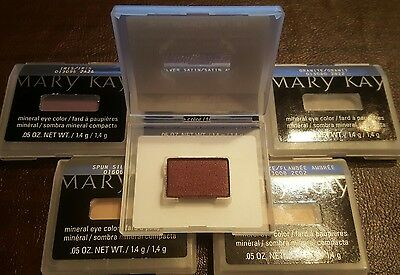 Mary Kay® Mineral Eye Color Multiple Shades Available