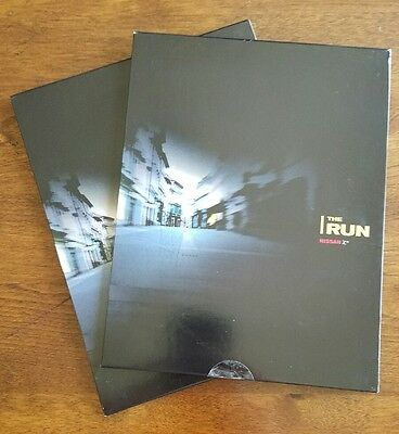 NISSAN 350Z - THE RUN DVD PRAGUE VIDEO BROCHURE with POSTCARDS 2003 OEM