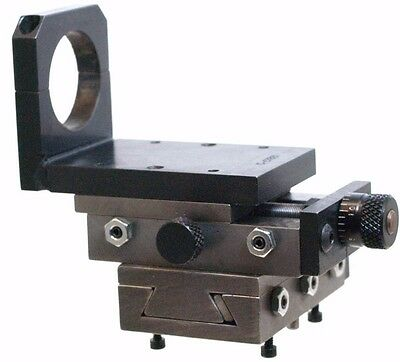 """Small XY linear positioner 3"""" deck laser vision camera sensors complete stock"""