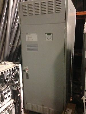power transfer switch ASCO 4000 series 2000 AMP 480 Volt
