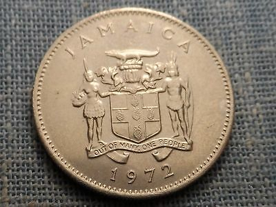 Jamaica   1972    10 Cent Coin    Km#47
