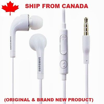 Samsung Eo-Hs3303We Headset Headphones For Galaxy S3 S5 S6 Note 4