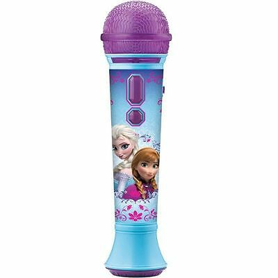 Magical Sing Along MP3 Microphone Built In Speaker Music Kids Girls Toy Gift