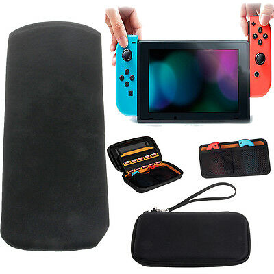 Hard Shell Carrying Case Protective Travel Storage Bag Cover For Nintendo Switch