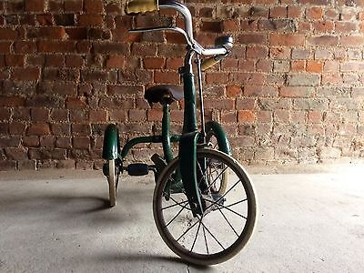 Fabulous Mid Century Early 1930's Tricycle Bike