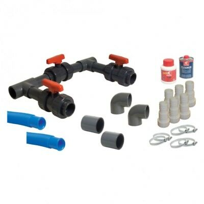 Swimming Pool Bypass Kit for Heat Pumps