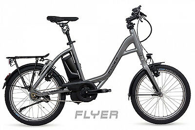 e bike flyer flogo 20 zoll 45 cm panasonic shimano. Black Bedroom Furniture Sets. Home Design Ideas