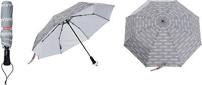 Supreme x ShedRain Reflective Repeat Umbrella FW16 *Brand New*