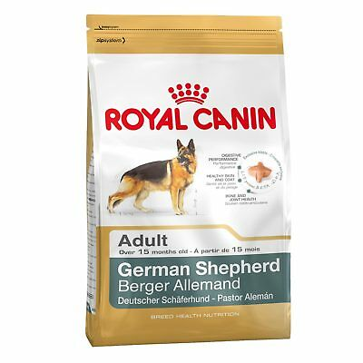 Royal Canin German Shepherd Adult 12KG Breed Specific Dry Dog Food