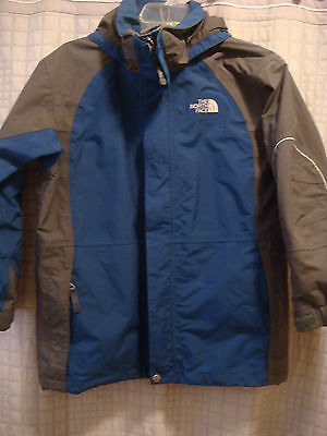 The North Face Hooded Jacket Boys Youth Large