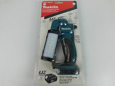 New Makita DML801 18-Volt LXT Lithium-Ion Cordless 12 LED Work Light (Tool-Only)
